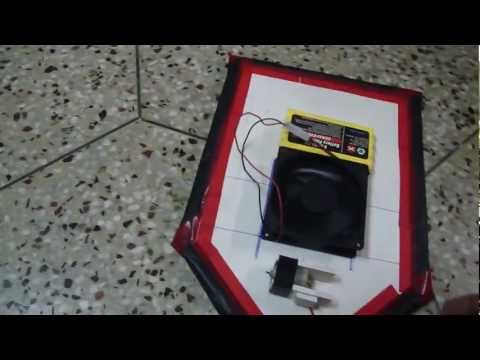 making rc hovercraft part-1