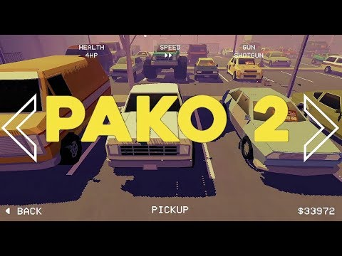 Pako 2 1.0.5  (by Tree Men Games) - iOS/Android - Gameplay Trailer