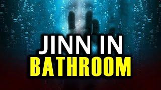 SHAYTAAN WATCHES YOU IN THE BATHROOM 😱
