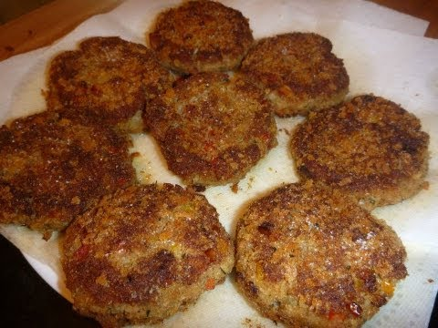 Salmon Croquettes Recipe- Become Your Favorite Chef with Amy Westerman.wmv