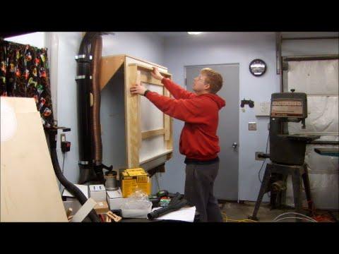 X Carve CNC Folding Table Build