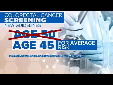 Why there was a major shift in colorectal cancer screening guidelines