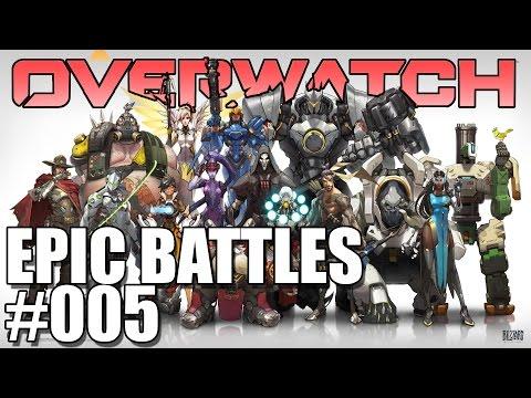 Overwatch Battle