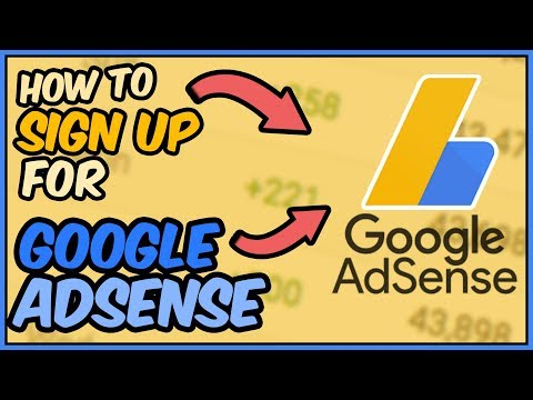 How To Sign Up For Google Adsense (Get Paid By YouTube)