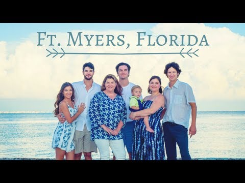 FT. MYERS, FLORIDA | GoPro Hero 5 | Travel Vlog