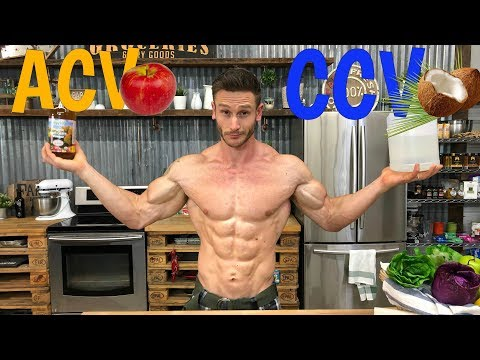 Apple Cider Vinegar vs. Coconut Vinegar- Which is Healthier? Thomas DeLauer