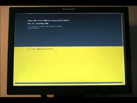 VMware Direct Console: Get IP or Change Network