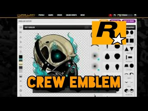 How To Make A Custom Crew Emblem On A Phone