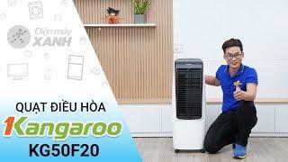 Quạt điều hòa Kangaroo KG50F20: mát lạnh từ đầu đến chân
