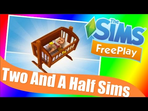 Sims Freeplay | Two And A Half Sims Quest Walkthrough