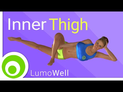 Inner thigh workout: exercises to tone and lose inner thigh fat