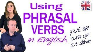 Phrasal Verbs - English Vocabulary