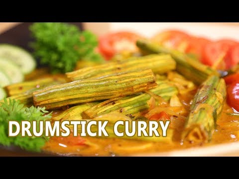 Drumstick Curry | Mallika Joseph Food Tube