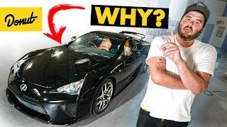 Why the Lexus LFA Failed…Or Did It? | Bumper 2 Bumper