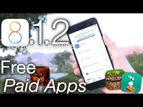 Free App Life: iOS 8 Get Paid Apps Free 8.1.2 How To Without Jailbreak 8.1.2, 8.1.3 & How To Use 8.2