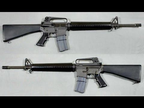 AR-15A2 (M16A2) Rifle Clone