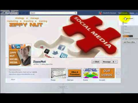 Facebook Business Page Admin Controls