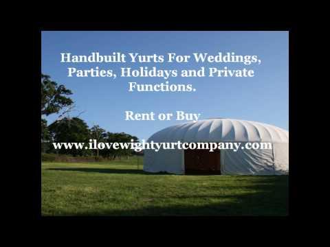 Yurt Builders Isle of Wight Yurts Yurt Holidays Rent or Buy Yurts UK
