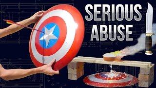 Destroying Captain America