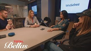 Brie Bella wants to throw a women's empowerment party: Total Bellas Preview Clip, Sept. 20, 2017