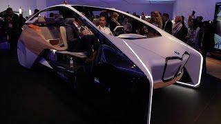BMW i Inside Concept - CES 2017