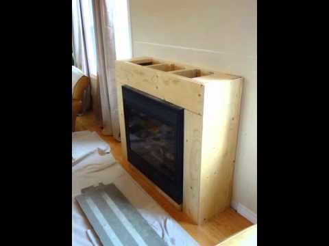 Gas Fireplace Remodeling / Refacing