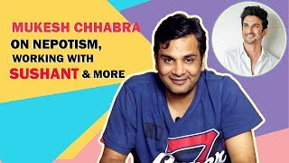 Mukesh Chhabra Talks About Casting Challenges, Nepotism, Working On 83, Brahmastra & More