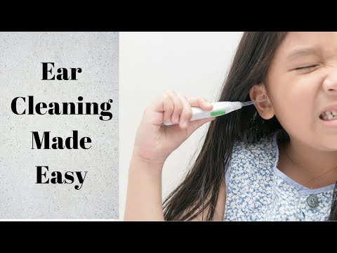 How To Remove Ear Wax At Home -  Ear Cleaning Methods