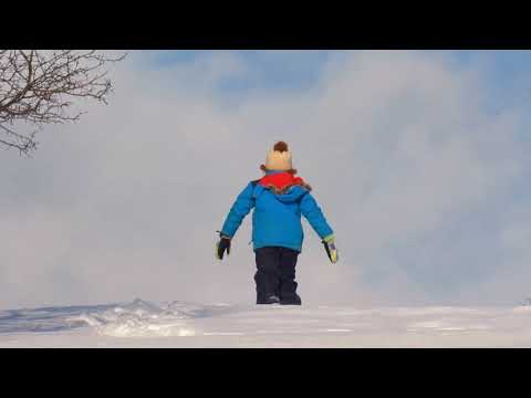 Enjoy the Fresh Snow 27 Jan 2019 Canada