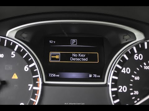 NISSAN, INFINITI NO KEY DETECTED, INCORRECT KEY DETECTED, INVALID KEY ID, EASY AND FAST FIX!!!