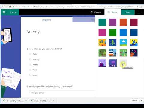#434 Personalise your Office 365 survey