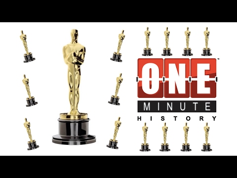 The Academy Awards  - The Oscars - Events and Ceremonies - One Minute History