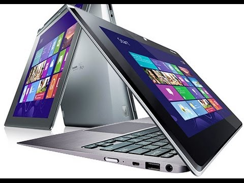 Lenovo IdeaPad Yoga 13 Ultrabook HOWTO ENTER BIOS & BIOS overview [v.76CNSIT3]