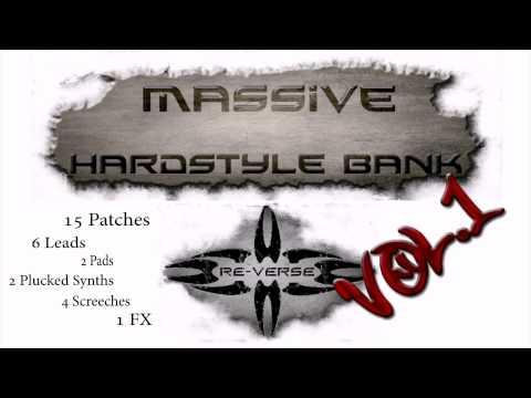 Re-Verse MASSIVE Hardstyle bank Vol.1