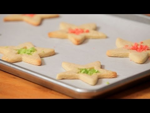 How to Make Stained-Glass Cookies | Christmas Cookies