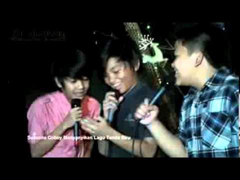 Coboy Junior nyanyi lagu lawas.FLV