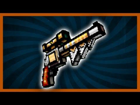 Pixel Gun 3D - Steam Revolver UP2 [Review]
