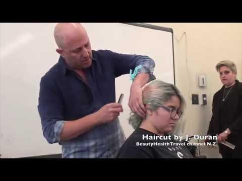 Haircut domo: class, hairoclor  tips by Erik Felix, J  Duran, Timon Cana