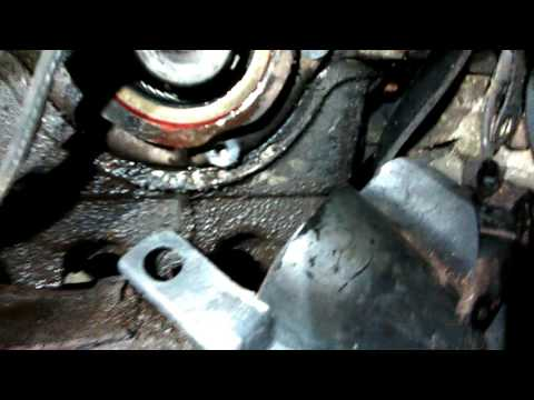 Replacing crank sensor on Malibu
