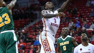 HIGHLIGHTS: UNLV Gets Blowout Victory vs Florida A&M | Stadium