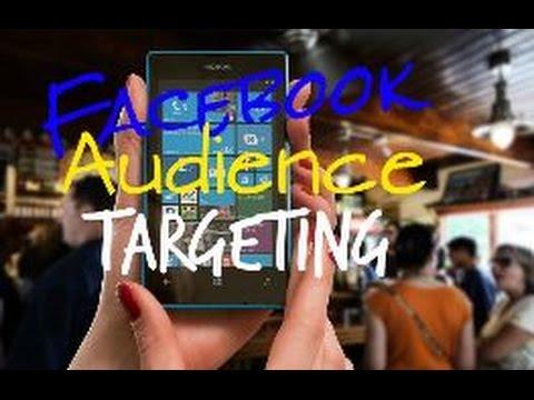 Facebook Audience Targeting Tutorial - Advanced (Step by Step) FB Tutorial