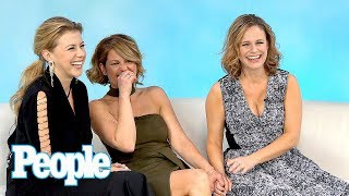 Fuller House: Candace Cameron-Bure, Jodie Sweetin, Andrea Barber On Their Real-Life Kids | People