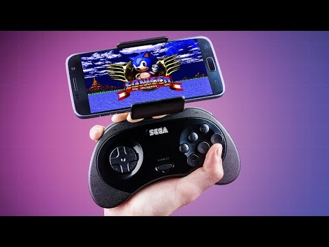 SEGA Smartphone Controller for Android™ | Paladone