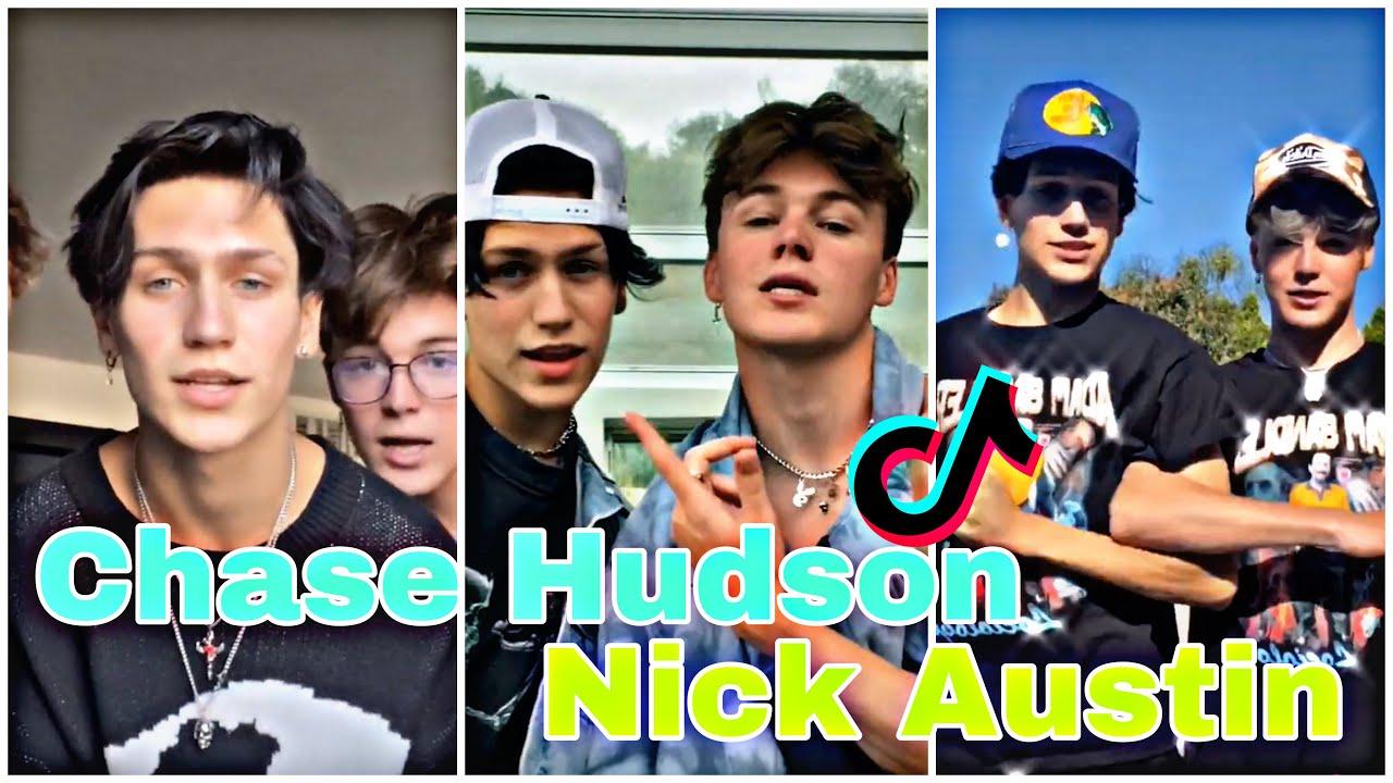 Chase Hudson and Nick Austin Tiktok Compilation 2020 ❤