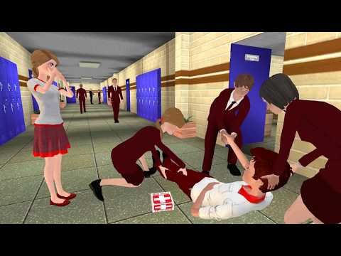 Virtual High School Life Simulator Games for Girls