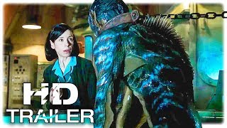 THE SHAPE OF WATER Movie Clip + Trailer NEW (2017) Guillermo del Toro Fantasy Movie HD