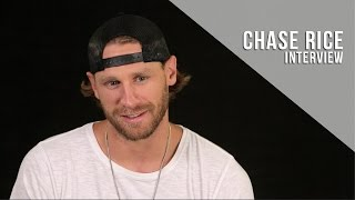 Chase Rice Interview - On Being Starstruck, His Truck and
