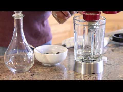 How to Make Vinegar Using Rice Wine, Vinegar & Berries : Preparing Healthy Foods
