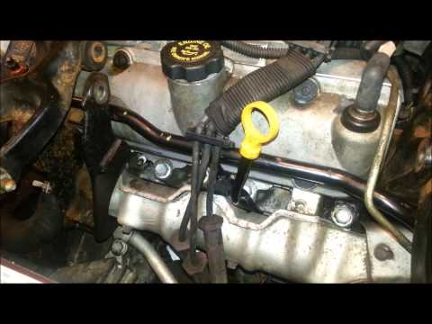 CHANGING SPARK PLUGS AND WIRES GM 3.1/3.4 V6