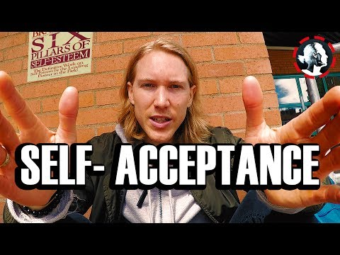 The Practice Of Self-Acceptance – The Six Pillars of Self-Esteem - Weekly Challenge #66